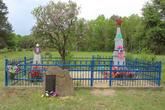 Братская могила  д. Отяты 5513