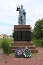 Братская могила  д. Луково 75