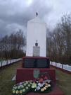 Братская могила аг. Мокраны 78