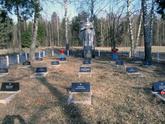 Братская могила д. Великие Дольцы 2216