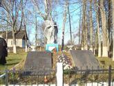 Братская могила д. Жары 2222