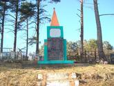 Братская могила  д. Старинка 2224
