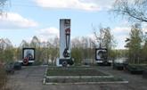 Братская могила д. Вышедки 2403