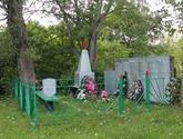 Братская могила д. Морозово 2405