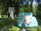 Братская могила д. Большие Стайки 2409
