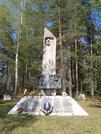 Братская могила д. Евино 2417