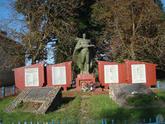 Братская могила д. Глыбочке 4108