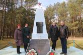 Братская могила  д. Н. Лыщицы 4801