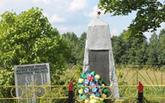 Братская могила  д. Дорохи 5833