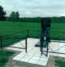 Братская могила  д. Боровая 6406