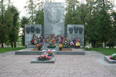 Братская могила г.п. Шумилино 2303
