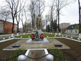 Братская могила г. Свислочь 2526