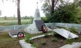 Братская могила д. Ждановка 4232