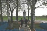 Братская могила д. Дворище 4239