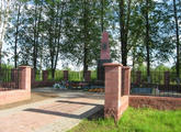 Братская могила аг. НИКИТИХА 4242