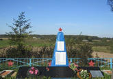 Братская могила д. Глушица 4246