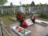 Братская могила аг. Доброволя 6085