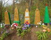 Братская могила  д. Свентица 6087