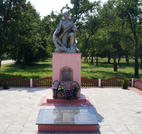 Братская могила г.п. Юратишки 2482