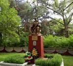 Братская могила аг. Молодово 267