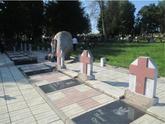 Братская могила аг. Ворняны 7625